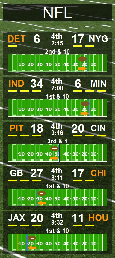 NFL Side Bar Slide 1