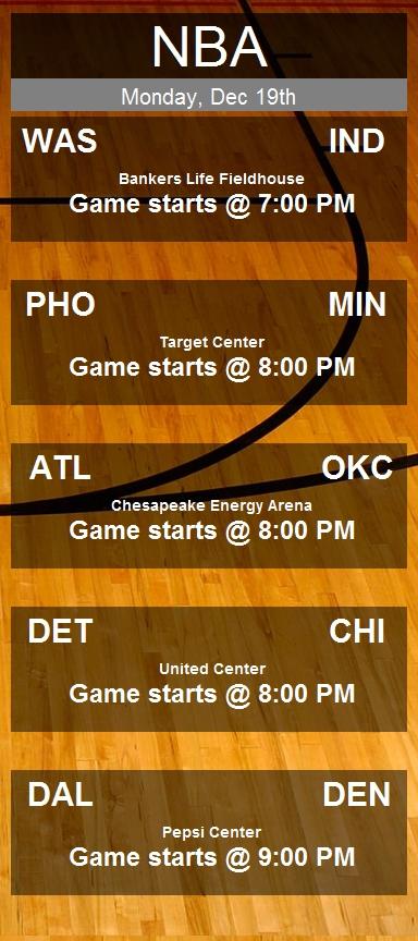 NBA Side Bar Slide 1